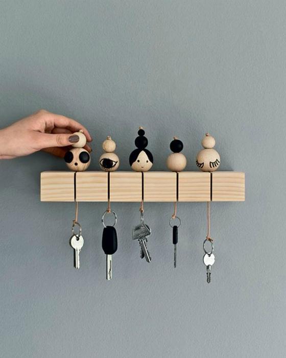 Очаровательная ключница. | Фото: Imglade.