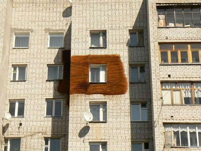 Экстравагантный балкон. | Фото: Startface.net.