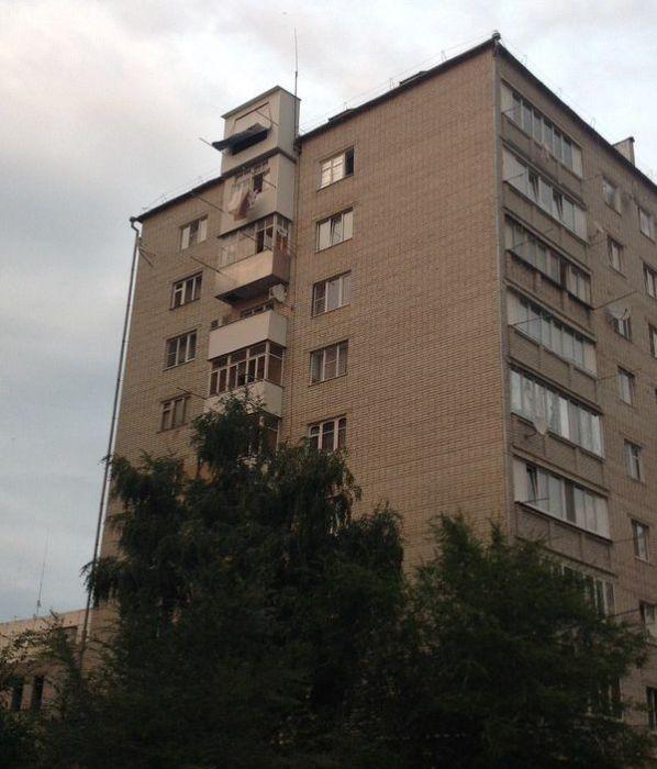 Балкон для Карлсона.
