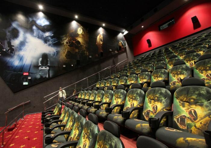 The City Cinema, Ришон-Ле-Цион, Израиль.