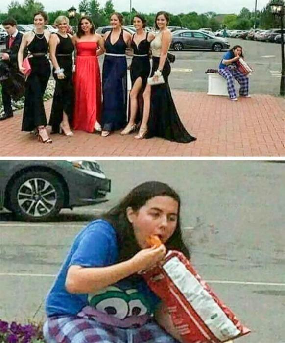 Такие разные девушки... | Фото: LoLs.ru.