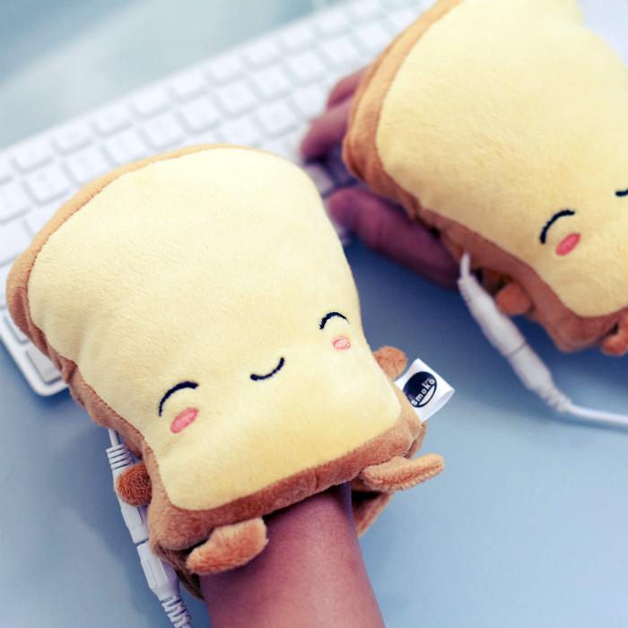USB-перчатки с подогревом.