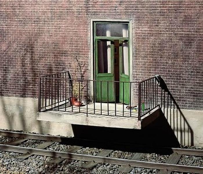 «Когда покупали квартиру возле железной дороги, мы не думали, что настолько близко!»