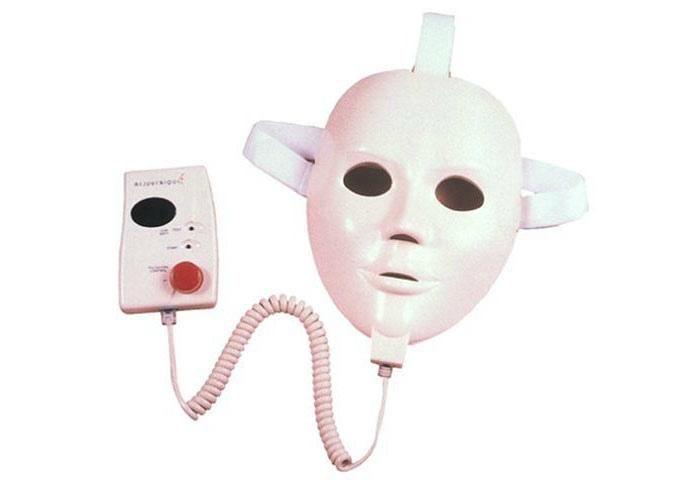 Шоковая маска для лица.