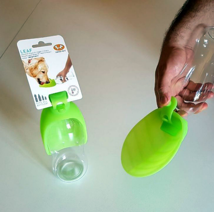 Насадка на горлышко бутылки.