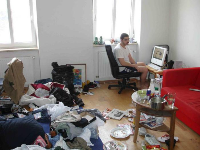 Четыре дня без жены. | Фото: ListeList.