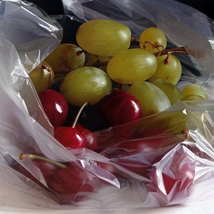 Упаковка для винограда.