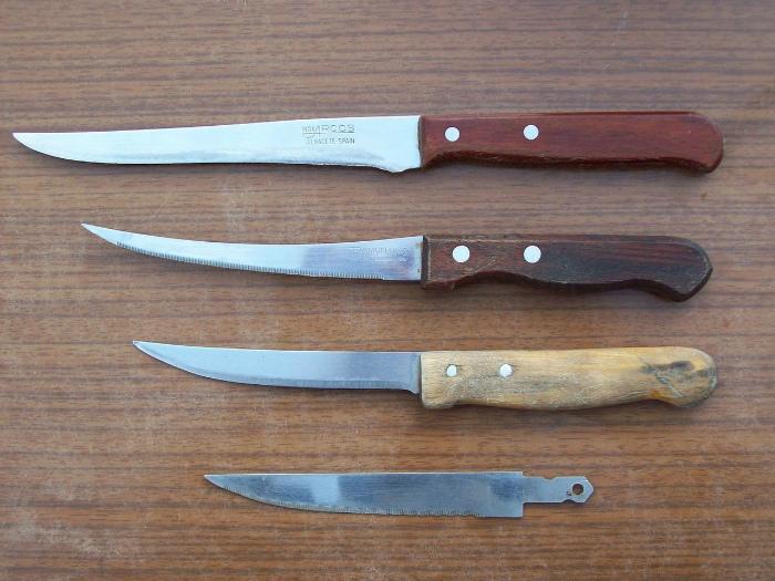Старые ножи.| Фото: guns.allzip.org.