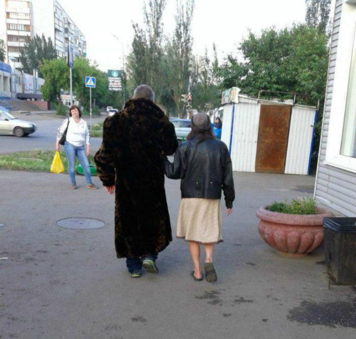 «Расступись, челядь!»| Фото: uCrazy.ru.