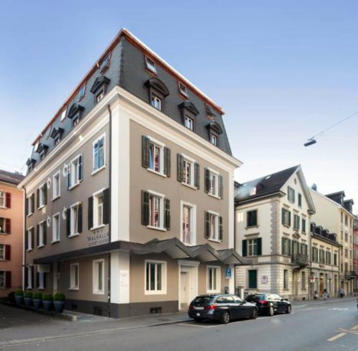 Нумерация домов в Швейцарии. | Фото: Booking.com.