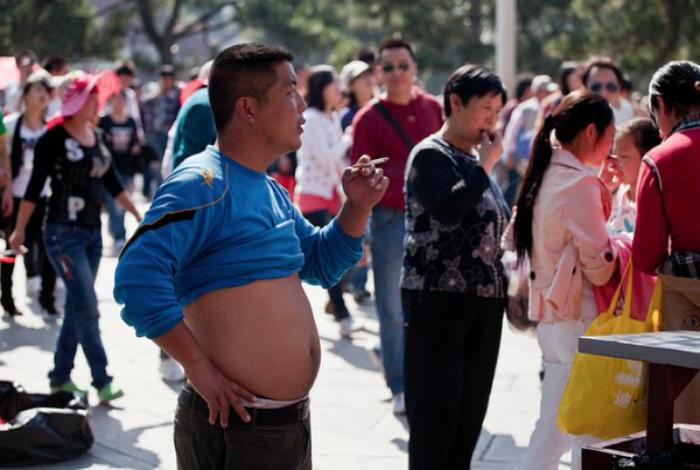 Мода в Китае.