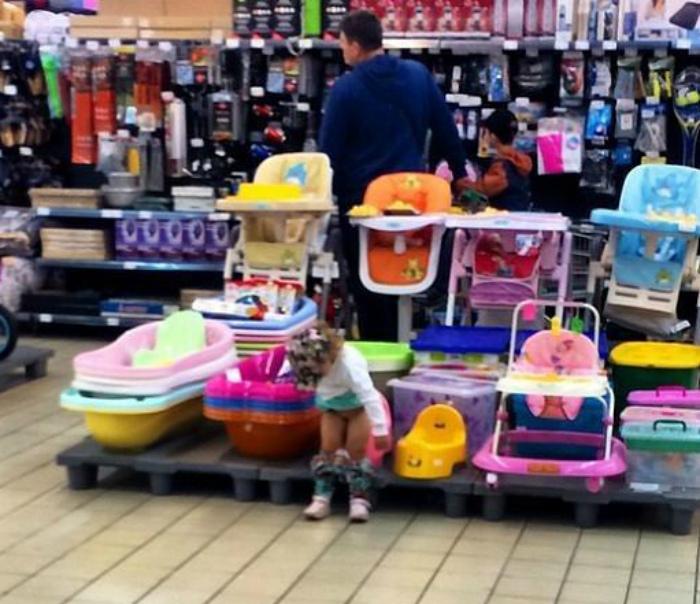 Немного о детской непосредственности. | Фото: Ok.