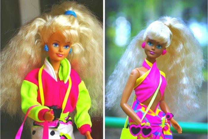 20 лет назад, новая кукла Барби или Синди могла осчастливить любую девочку.