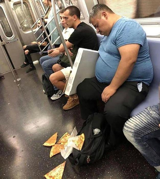 Кажется, пора садиться на диету! | Фото: Corriere.