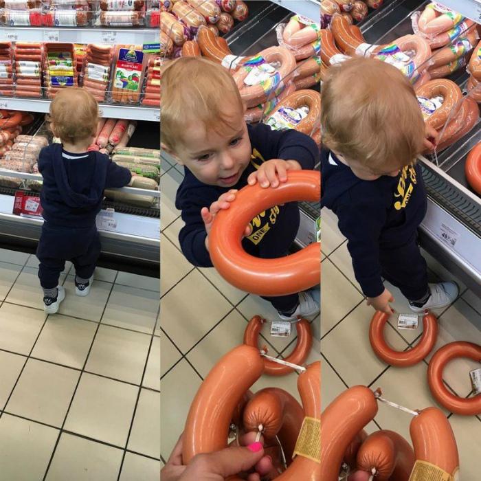 «Делай, что хочешь, сынок! Не стесняйся!» | Фото: Espreso.