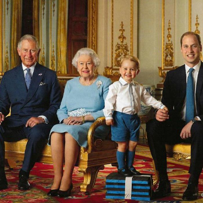 Дресс-код королевской семьи.