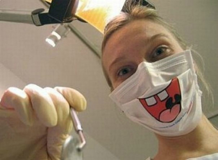 Позитивный стоматолог.
