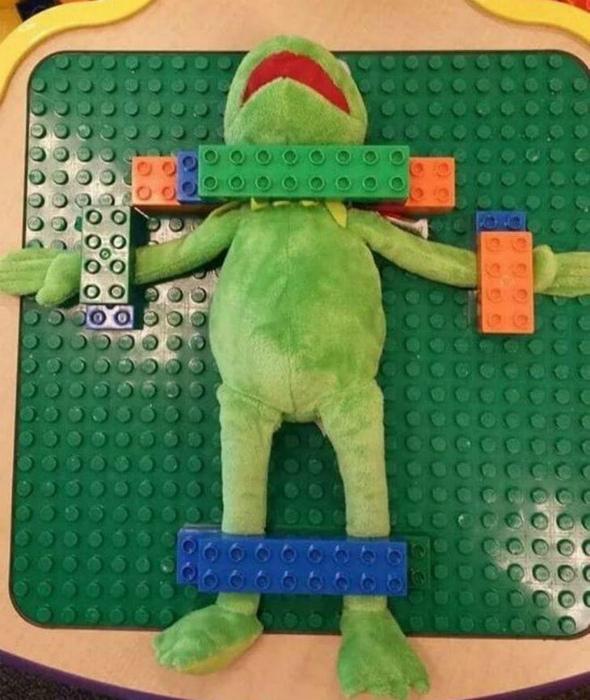 Безобидные детские игры. | Фото: 5МИНУТКА.