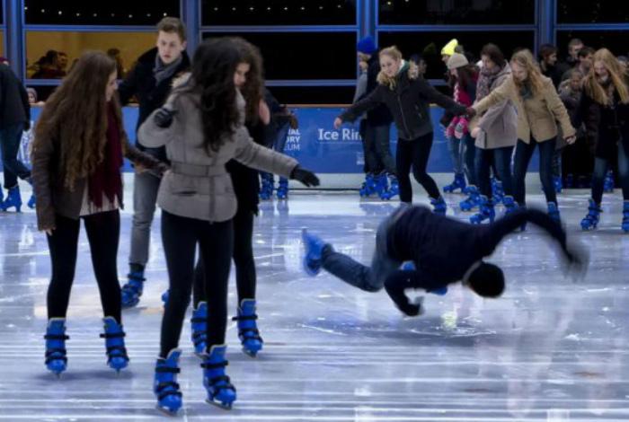 «Коротко о том, как я катаюсь на коньках!»| Фото: kaifolog.ru.