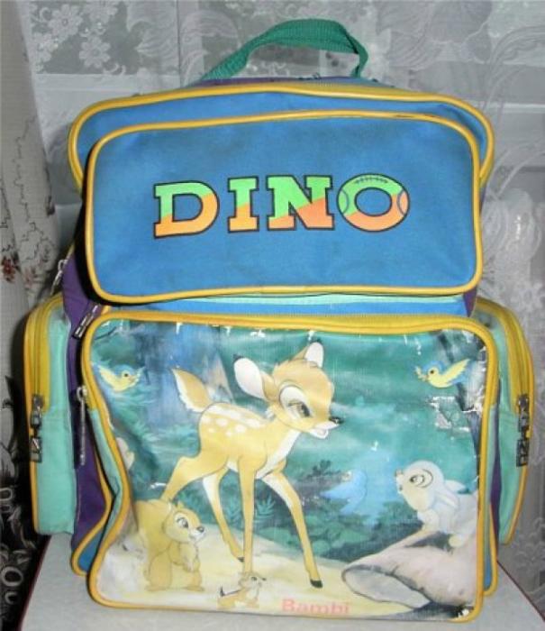 Самый модный портфель 90-х.