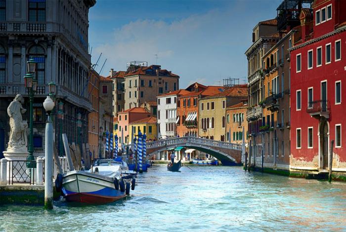 Сказочная Венеция.| Фото:  Filmtourismus.