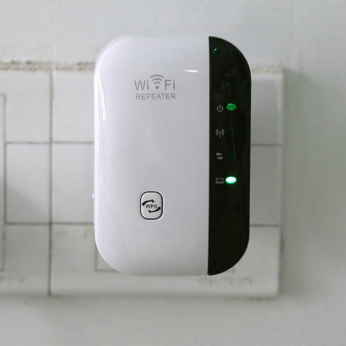 Wi-Fi-ретранслятор.
