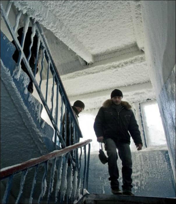 «Потолок ледяной, дверь скрипучая...»