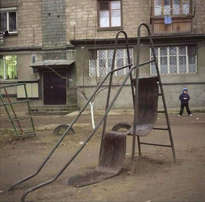 Аттракцион «Русские горки». | Фото: telegchannel.com.