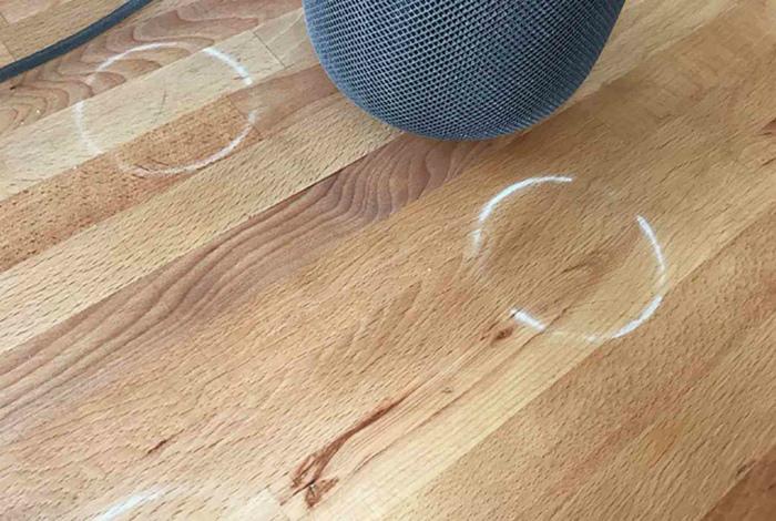 Чистка деревянной мебели.