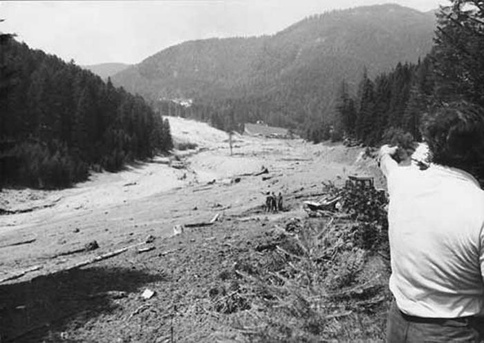 Прорыв плотины Ставе в 1985 унес жизни 248 человек и разрушил 62 здания.