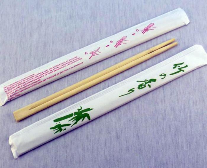 Перемычка на китайских палочках. | Фото: ForumDaily.