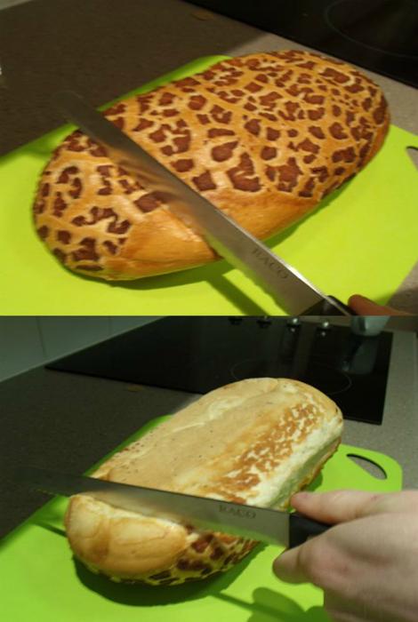 Режим свежий хлеб.