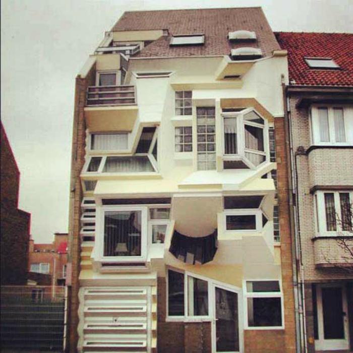 Архитектор, ты пьян.