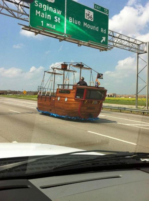 «Поднять паруса!» | Фото: Pholder.
