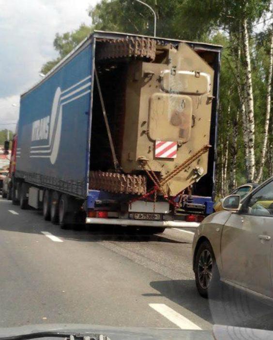 Как его туда положили!? | Фото: Ribalych.ru.