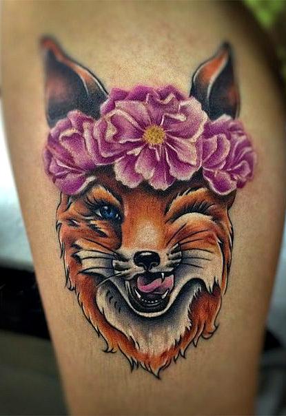 Картинки смешные лисы