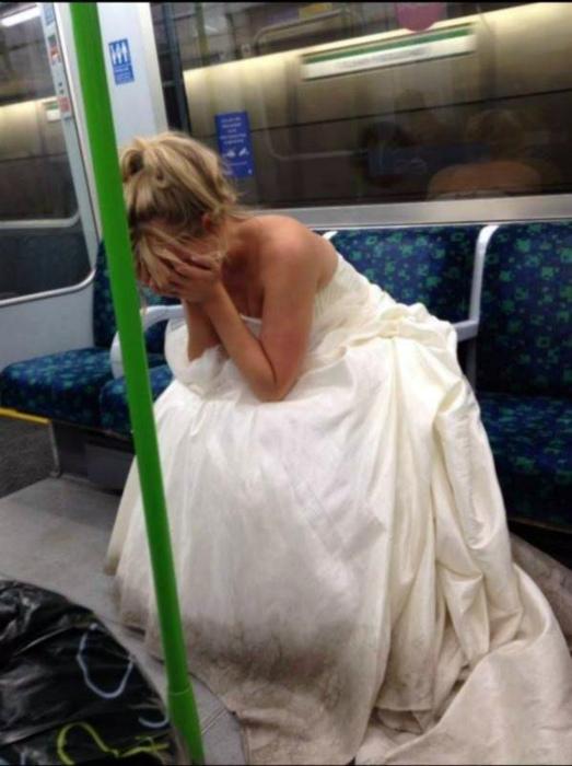 Несчастная невеста.