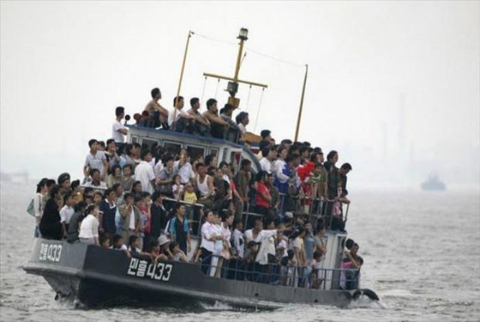 Пассажирские перевозки в Китае.