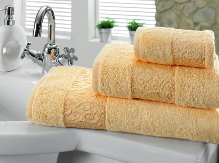 Срок использования банных полотенец.