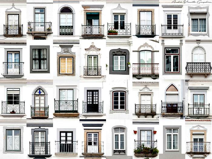 Окна Португалии.