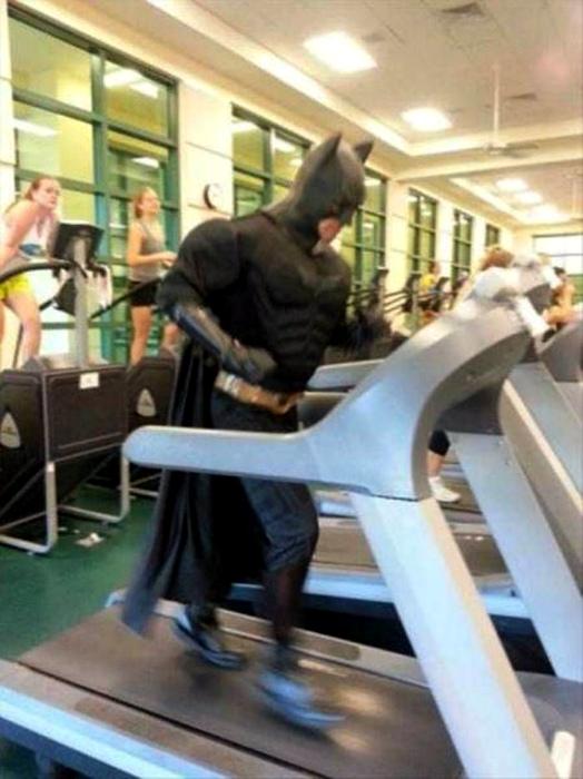 Беги, Бэтмен, беги!