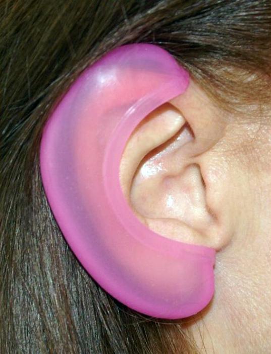 Защитные накладки на уши.