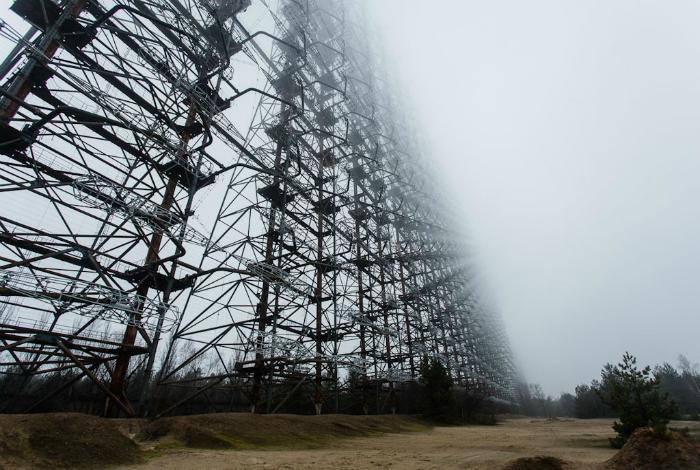 Экскурсия в Чернобыль.
