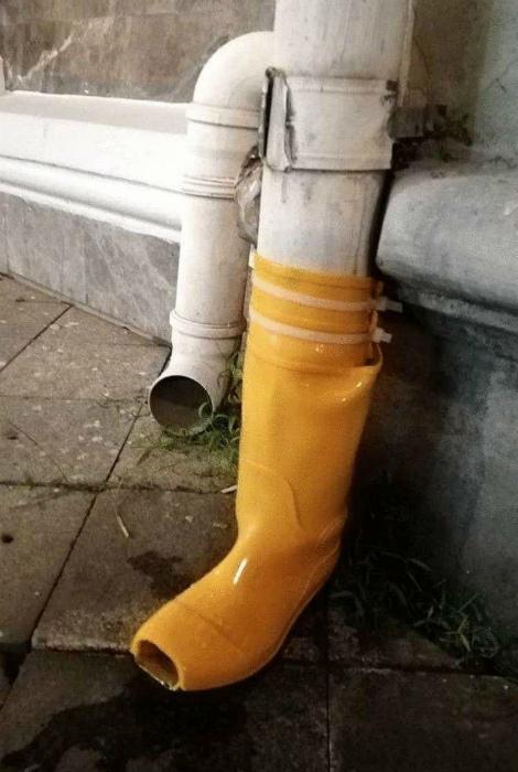 Изобретательность - наше все! | Фото: Жизнь под Лампой!
