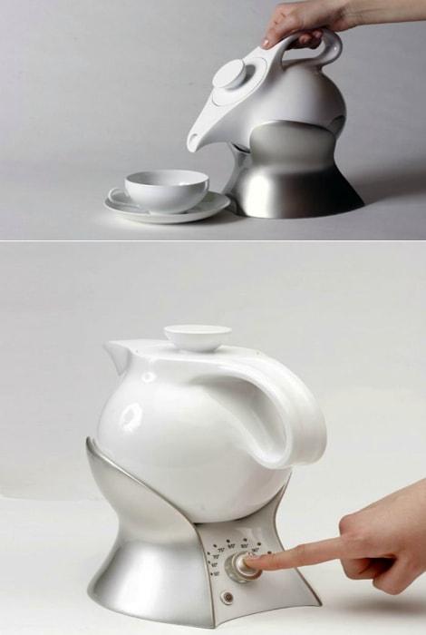 Функциональный чайник для лентяев.