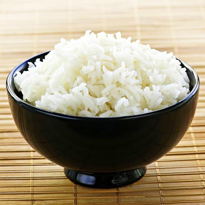 Пушистый и рассыпчатый рис.