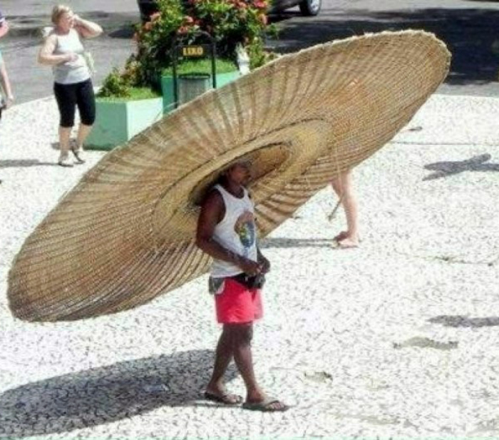 Лучшая шляпа этого лета. | Фото: Dimplify.