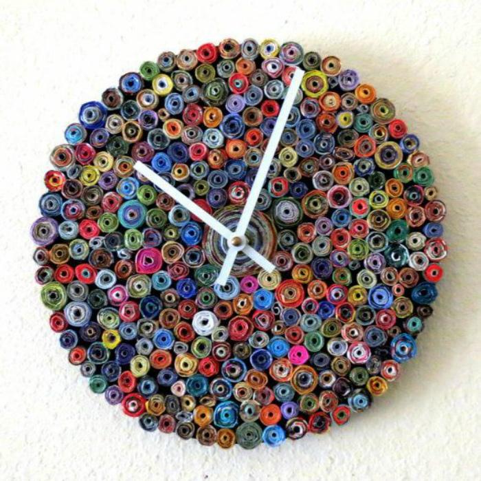 Настенные часы.