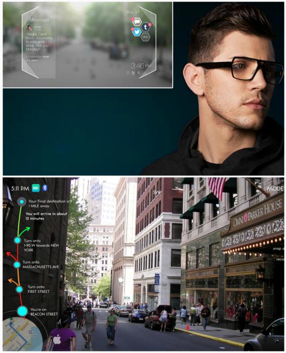 Стильные и функциональные очки Shima Glasses.