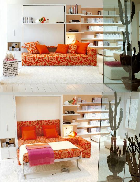 Кровать-диванчик.
